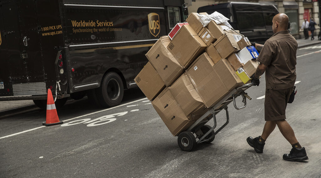 Courier Shipping